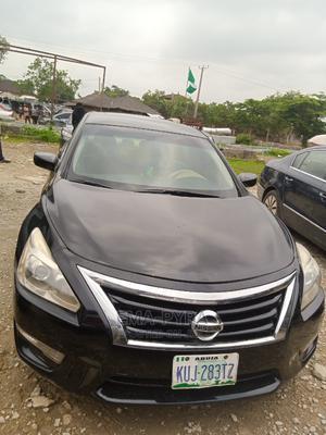 Nissan Altima 2013 Black | Cars for sale in Abuja (FCT) State, Jabi