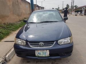 Toyota Corolla 1999 Sedan Automatic Blue | Cars for sale in Lagos State, Ogudu