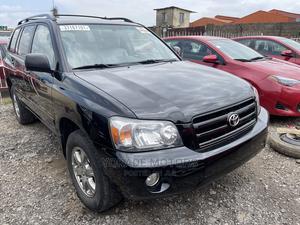 Toyota Highlander 2006 V6 Black | Cars for sale in Lagos State, Ojodu