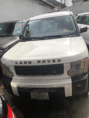 Land Rover LR3 2005 HSE White | Cars for sale in Lagos State, Ikeja