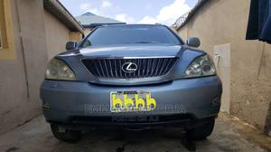 Lexus RX 2007 Blue   Cars for sale in Lagos State, Ikeja