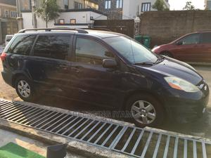 Toyota Sienna 2007 LE 4WD Blue   Cars for sale in Lagos State, Magodo