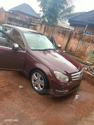 Mercedes-Benz C300 2009 Red   Cars for sale in Edo State, Ekpoma