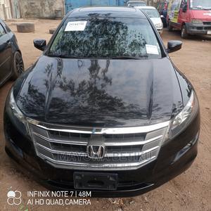 Honda Accord CrossTour 2012 EX-L Black | Cars for sale in Lagos State, Alimosho
