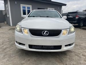 Lexus GS 2008 White   Cars for sale in Lagos State, Ikeja