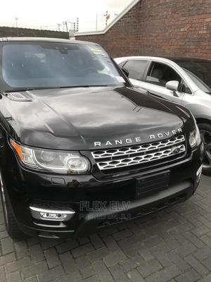 Land Rover Range Rover Sport 2017 SE Td6 4x4 (3.0L 6cyl 8A) Black | Cars for sale in Lagos State, Surulere