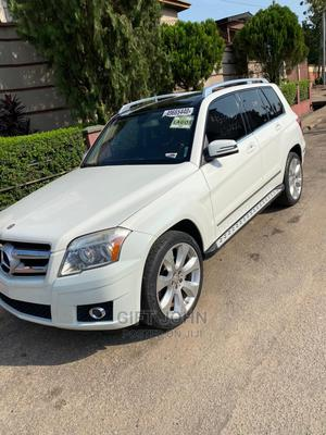 Mercedes-Benz GLK-Class 2010 350 White | Cars for sale in Lagos State, Ogba