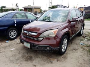 Honda CR-V 2008 2.4 Brown   Cars for sale in Lagos State, Amuwo-Odofin