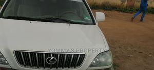 Lexus RX 2001 White   Cars for sale in Lagos State, Ikorodu