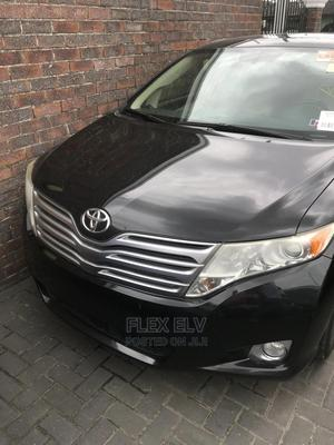 Toyota Venza 2011 V6 AWD Black   Cars for sale in Lagos State, Surulere