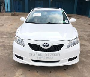 Toyota Camry 2008 2.4 SE Automatic White | Cars for sale in Lagos State, Ogba