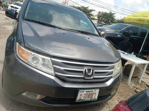 Honda Odyssey 2011 Touring Gray | Cars for sale in Rivers State, Port-Harcourt