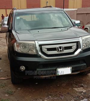 Honda Pilot 2010 Black | Cars for sale in Lagos State, Shomolu