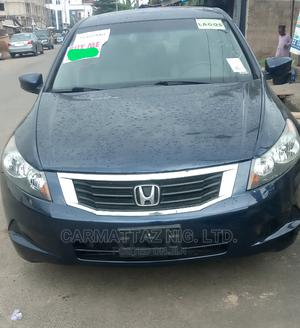 Honda Accord 2008 2.4 EX-L Automatic Blue | Cars for sale in Lagos State, Ikeja
