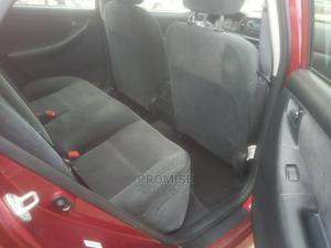 Toyota Corolla 2007 S Red | Cars for sale in Delta State, Warri