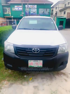 Toyota Hilux 2013 White | Cars for sale in Lagos State, Lekki