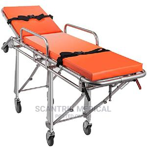 Transport Stretcher Medical Manual | Medical Supplies & Equipment for sale in Rivers State, Port-Harcourt