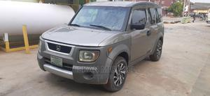 Honda Element 2005 LX Automatic Gray | Cars for sale in Lagos State, Ifako-Ijaiye