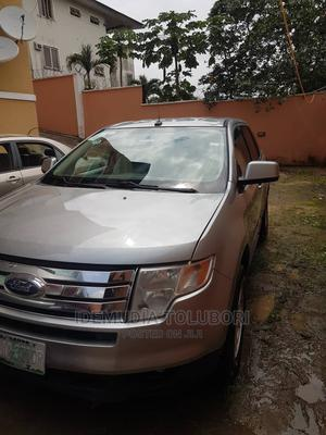 Ford Edge 2019 SEL AWD Gray | Cars for sale in Lagos State, Ojodu