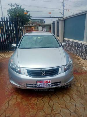 Honda Accord 2009 2.0 i-VTEC Automatic Silver | Cars for sale in Lagos State, Abule Egba