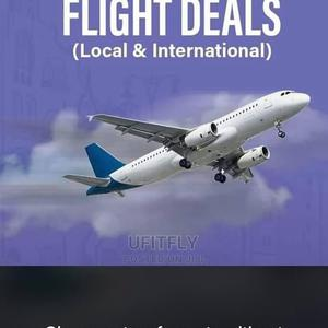 Flight Ticket/Booking | Travel Agents & Tours for sale in Oyo State, Oluyole