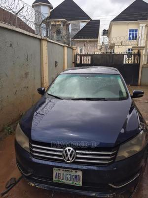 Volkswagen Passat 2011 Blue | Cars for sale in Abuja (FCT) State, Apo District
