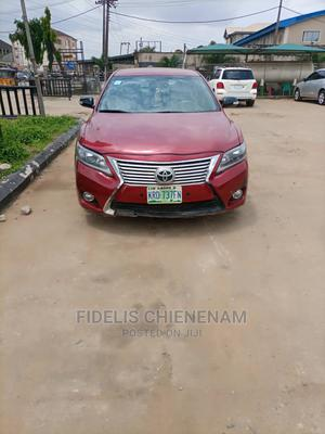 Toyota Camry 2010 Hybrid Red | Cars for sale in Lagos State, Isolo