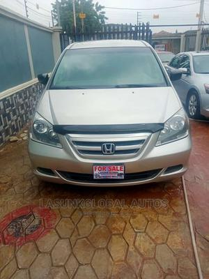Honda Odyssey 2006 EX Silver | Cars for sale in Lagos State, Abule Egba
