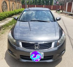 Honda Accord 2008 2.4 EX-L Automatic Gray | Cars for sale in Lagos State, Apapa
