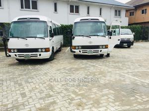 Clean Toyota Coaster Bus for Hire / Charter | Automotive Services for sale in Rivers State, Port-Harcourt