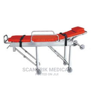 Multi Height Aluminum Hospital Stretcher   Medical Supplies & Equipment for sale in Rivers State, Port-Harcourt