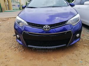 Toyota Corolla 2015 Blue | Cars for sale in Abuja (FCT) State, Gwarinpa