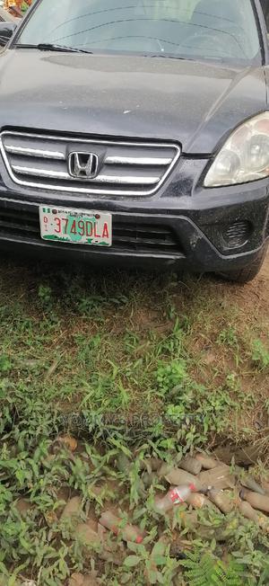 Honda CR-V 2004 Blue | Cars for sale in Lagos State, Ikorodu
