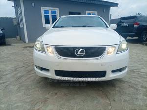 Lexus GS 2008 350 AWD White | Cars for sale in Lagos State, Ifako-Ijaiye