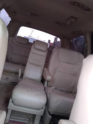 Honda Odyssey 2005 EX Automatic Red | Cars for sale in Lagos State, Ikorodu