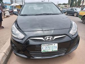 Hyundai Accent 2013 Black | Cars for sale in Kwara State, Ilorin South