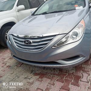 Hyundai Sonata 2014 Silver | Cars for sale in Lagos State, Ajah