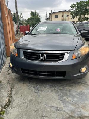 Honda Accord 2008 2.4 EX-L Gray | Cars for sale in Lagos State, Ikoyi