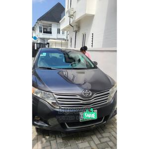 Toyota Venza 2010 V6 AWD Gray | Cars for sale in Lagos State, Lekki