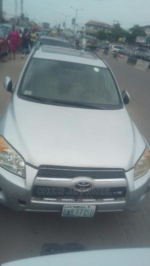 Toyota RAV4 2010 3.5 Limited 4x4 Silver | Cars for sale in Lagos State, Isolo