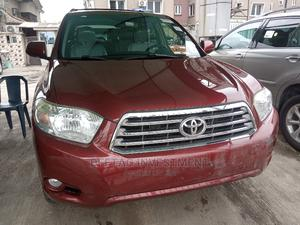 Toyota Highlander 2010 Red | Cars for sale in Lagos State, Ojodu