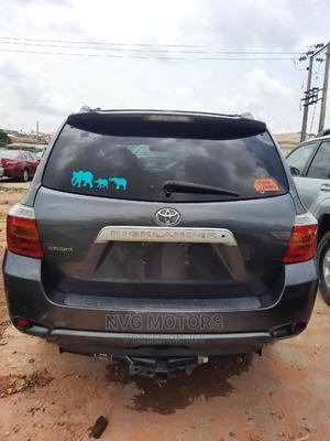 Toyota Highlander 2010 Limited Gray   Cars for sale in Oyo State, Oluyole