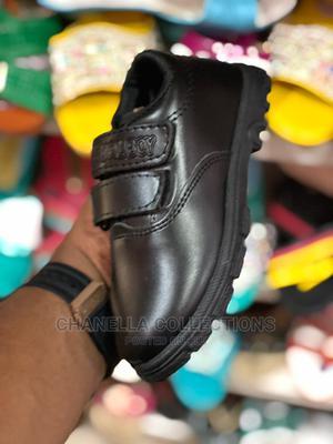 Black School Shoe | Children's Shoes for sale in Lagos State, Ikorodu