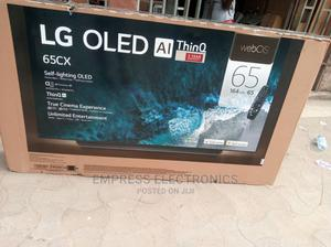 Original LG OLED 65 Inches Webos With 2yr Warranty | TV & DVD Equipment for sale in Lagos State, Ojo