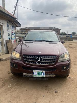 Mercedes-Benz M Class 2006 Red | Cars for sale in Lagos State, Ifako-Ijaiye