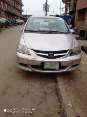 Honda City 2007 Silver   Cars for sale in Lagos State, Yaba