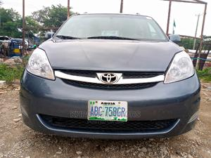 Toyota Sienna 2007 LE 4WD Blue | Cars for sale in Abuja (FCT) State, Jabi