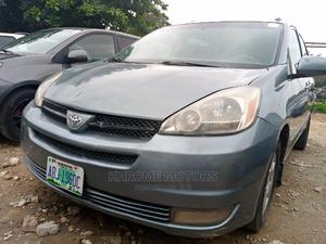 Toyota Sienna 2004 LE FWD (3.3L V6 5A) Blue | Cars for sale in Abuja (FCT) State, Jabi
