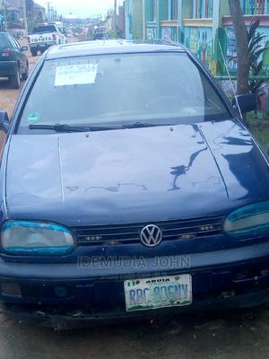Volkswagen Golf 1999 Blue | Cars for sale in Abuja (FCT) State, Kubwa