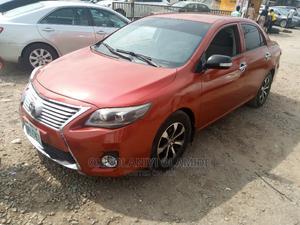 Toyota Corolla 2008 Red | Cars for sale in Abuja (FCT) State, Garki 2